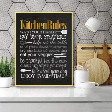 Gold Kitchen Rules