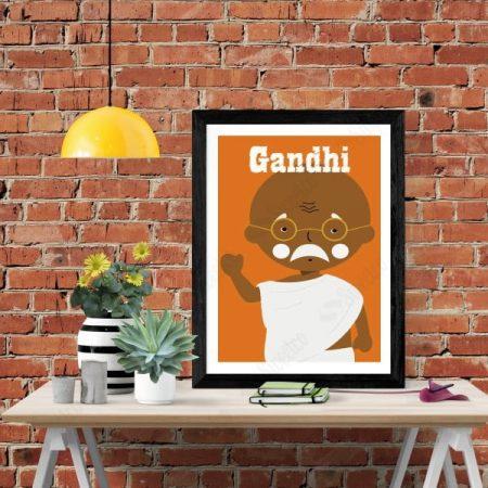 Gandhi  XL