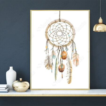 Brown Dreamcatcher XL