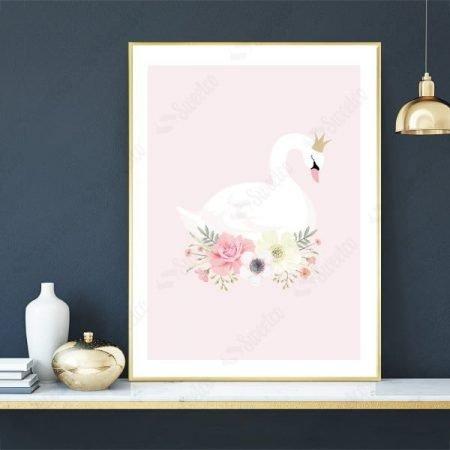 Pink Swan XL
