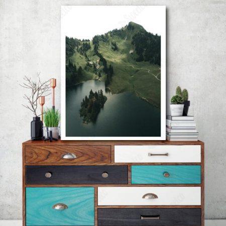 LAKE GREEN XL