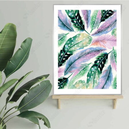 Tropical Feather XL