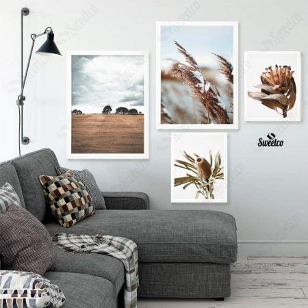 Sepia Banksia XL