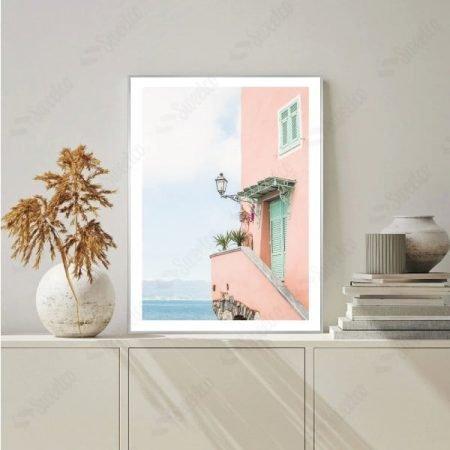 Pink House XL