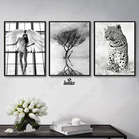 Triple Grey Set