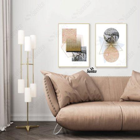 Stylish Abstract Set