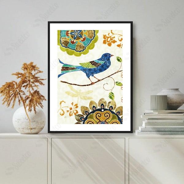 Colourful Bird No2