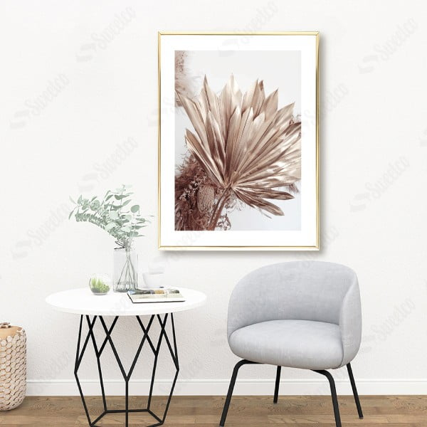 Soft Palm Leave