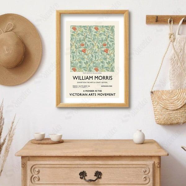 William Morris, The Arts & Craft Revival No2