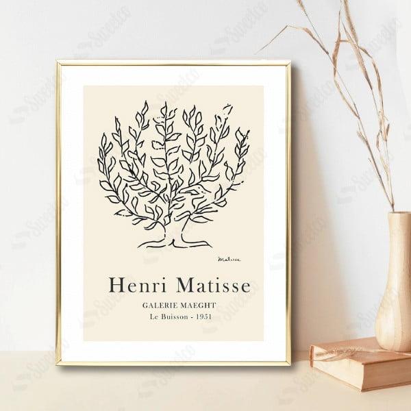 Henri Matisse Le Buisson