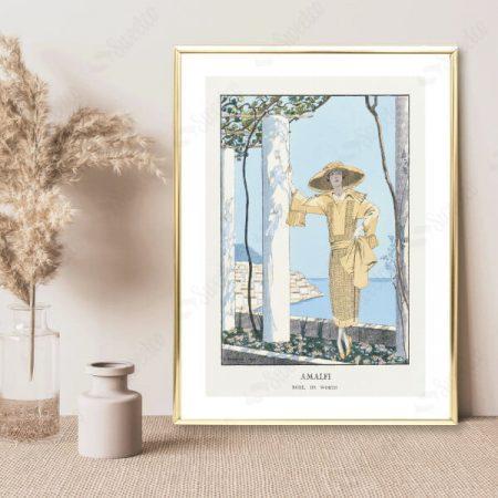 Amalfi, Robe De Worth