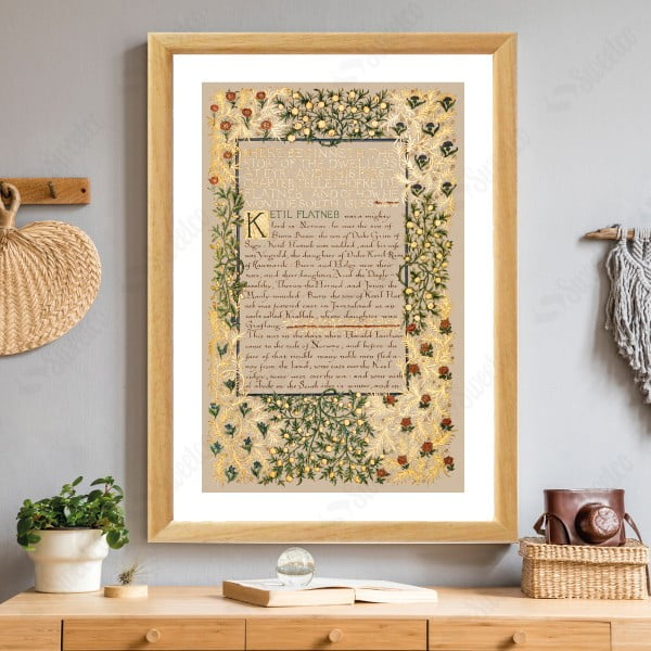 The Story of the Dwellers at Eyr by William Morris