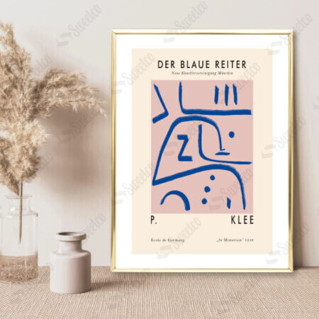 Paul Klee, Der Blaue Reiter