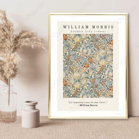 William Morris, Golden Lily