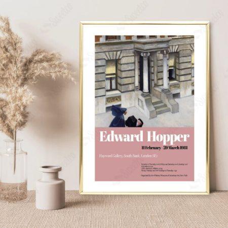 Edward Hopper, Hayward Gallery, South Bank
