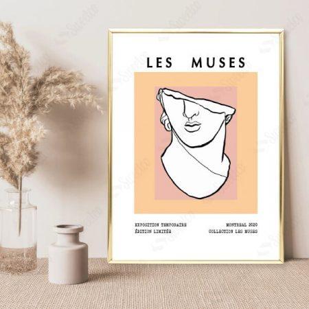 Les Muses No3
