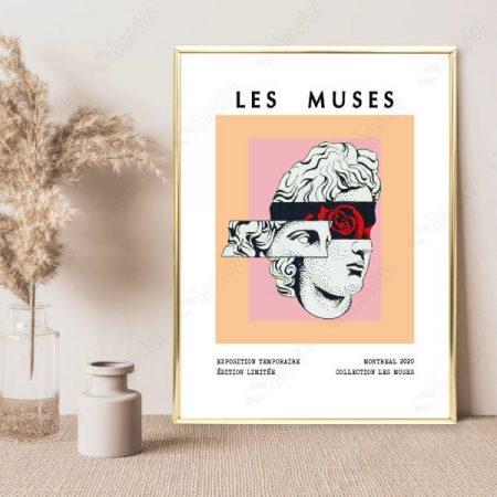 Les Muses No1