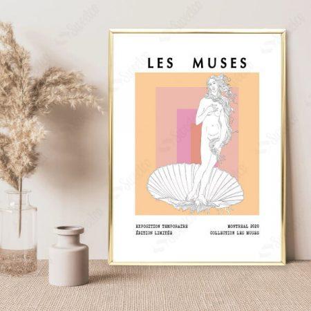 Les Muses No2