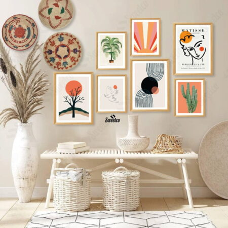 Focus Orange Set