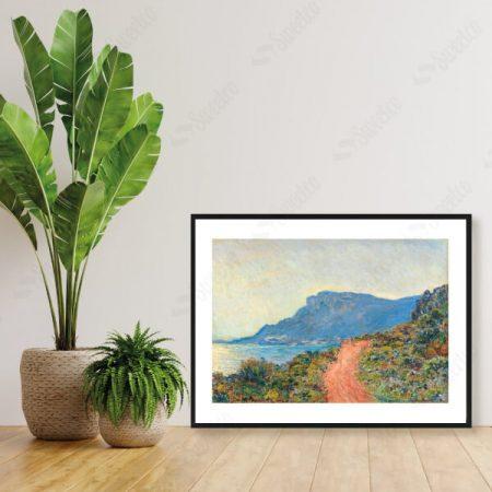 Monet, Landscape Lainting