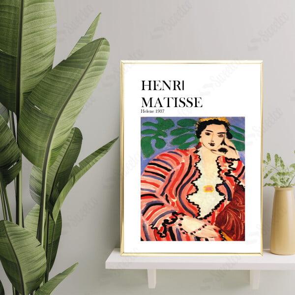 Henri Matisse, Helene 1937