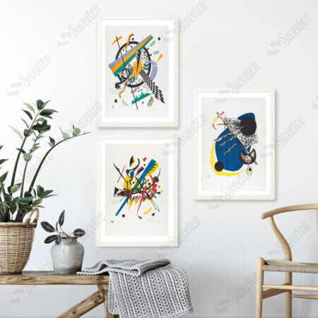 Kandinsky Small Worlds Set