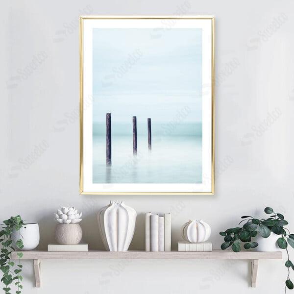 Mint Blue Sea