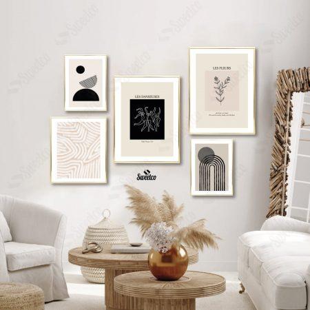 Contemporary Art Set