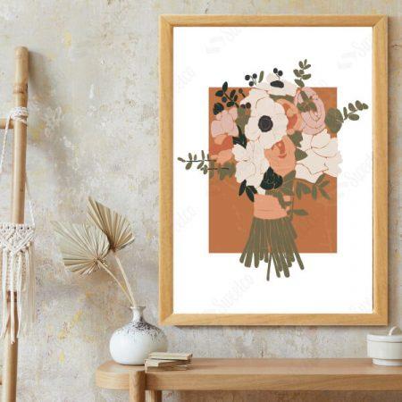 Illustration Flower Bouquet