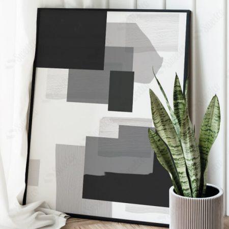 Grey Black No2