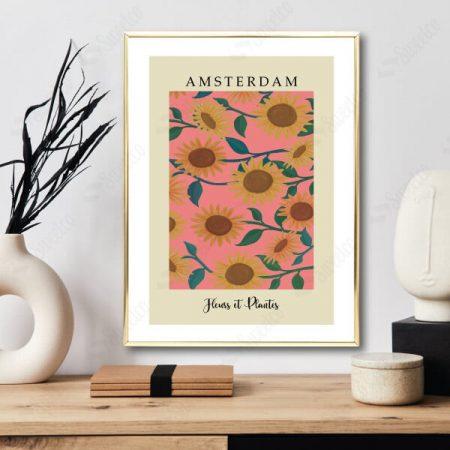 Amsterdam / Fleurs et Plantes