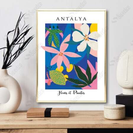 Antalya / Fleurs et Plantes