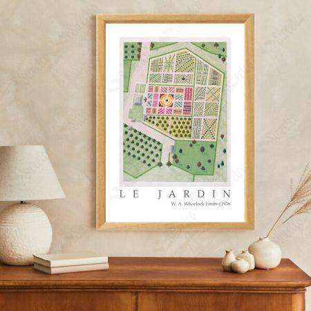 Le Jardin No2