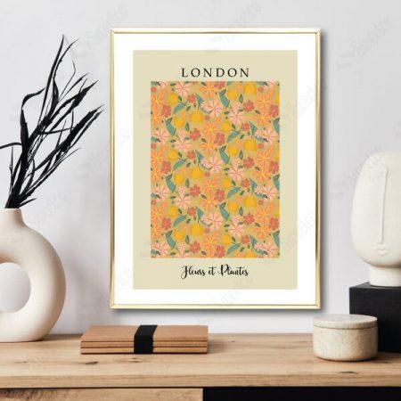 London / Fleurs et Plantes