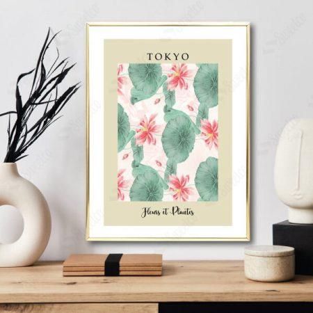 Tokyo / Fleurs et Plantes