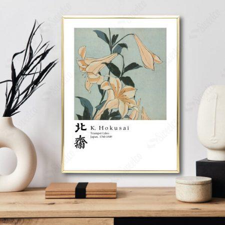 Katsushika Hokusai Set