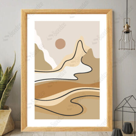 Meandering Mountains