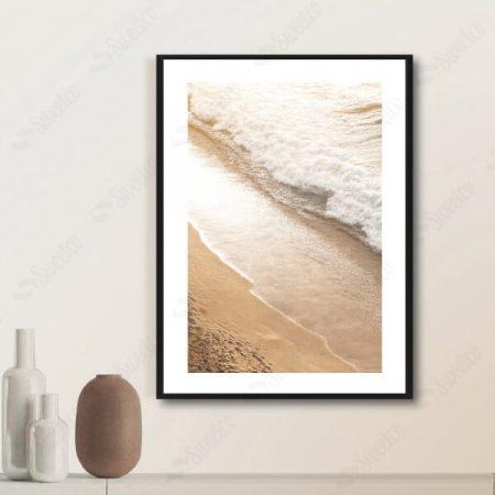 Beige Beach No3