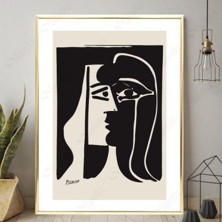 Picasso Kiss No2