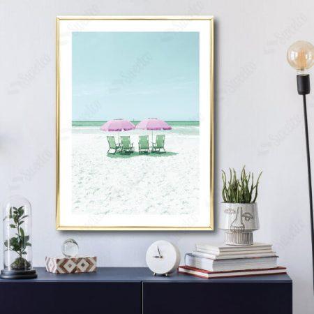 Mint Green Beach