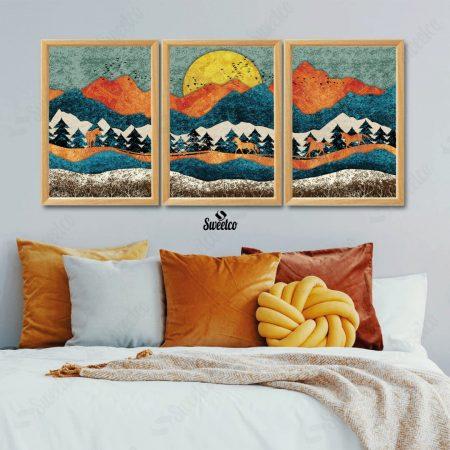 Orange Nature Set