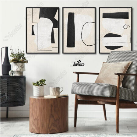 Nordic Abstract Set