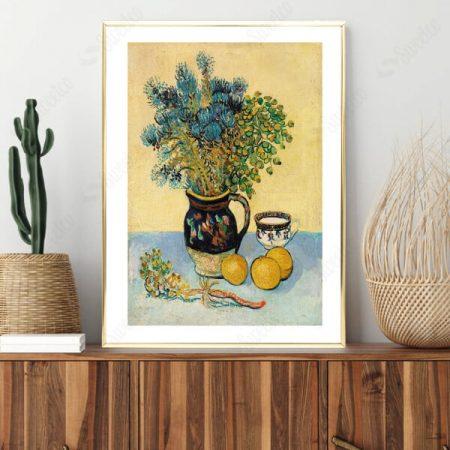 Still Life 1888 by Vincent Van Gogh