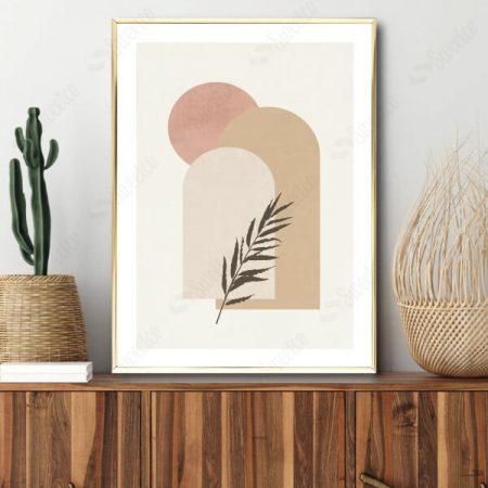 Soft Shapes and Leaf