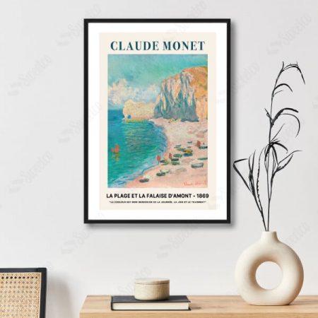 Monet / La Plage