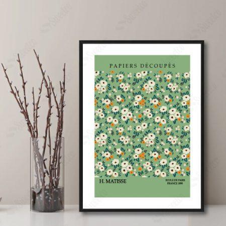 Flowers Of Matisse