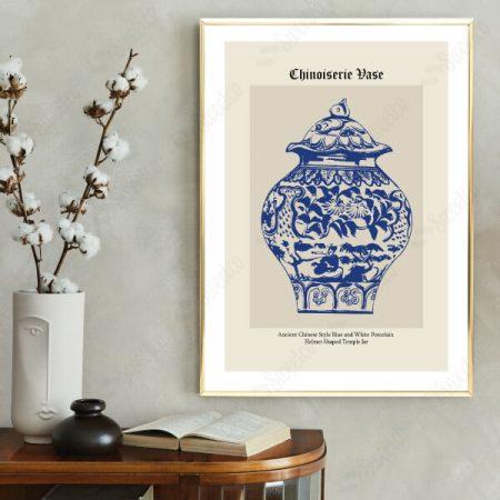 Chinoiserie Vase