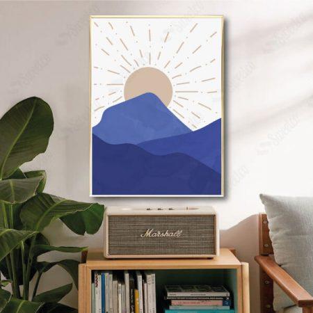 Blue Sun View