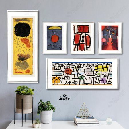 Paul Klee Set