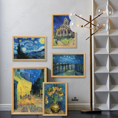 Blue Art Set